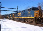 CSX 5367 on Q438